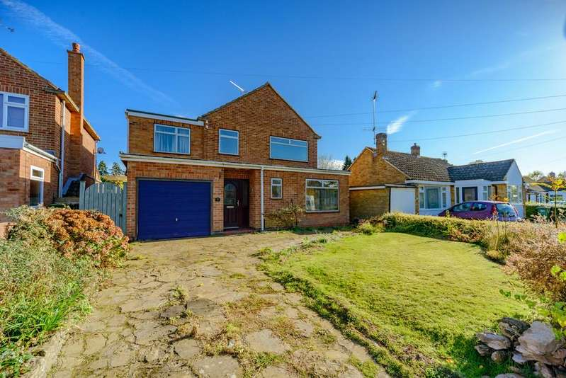 4 Bedrooms Detached House for sale in Ashfield Road, Kenilworth