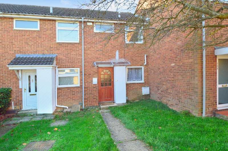 2 Bedrooms Terraced House for sale in Telscombe Way, Stopsley, Luton, LU2 8QR