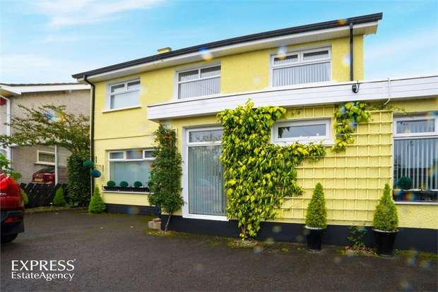 4 Bedrooms Detached House for sale in Kilraughts Road, Ballymoney, County Antrim