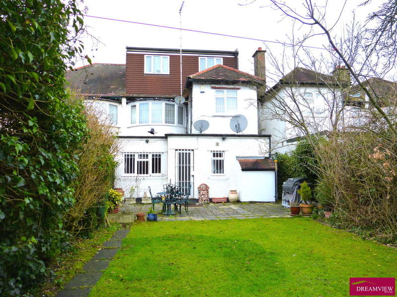 7 Bedrooms Semi Detached House for sale in HIGHFIELD AVENUE, GOLDERS GREEN, LONDON, NW11