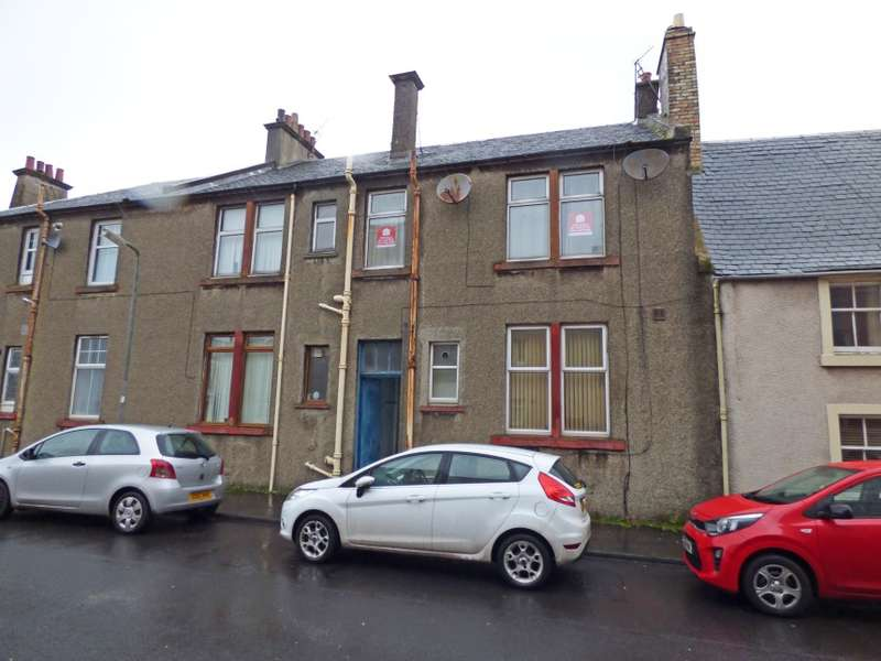 2 Bedrooms Flat for sale in 28D, Kirkgate, Irvine, North Ayrshire