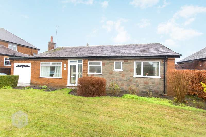 3 Bedrooms Detached Bungalow for sale in Summerseat Lane, Ramsbottom, Bury, BL0