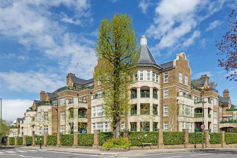 5 Bedrooms Flat for sale in Mountview Close, Golders Hill Park