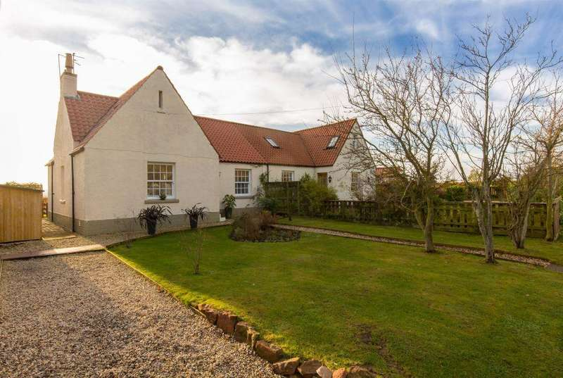 4 Bedrooms Semi Detached House for sale in 3 Lammermuir View, Whitekirk, East Lothian, EH42 1XS