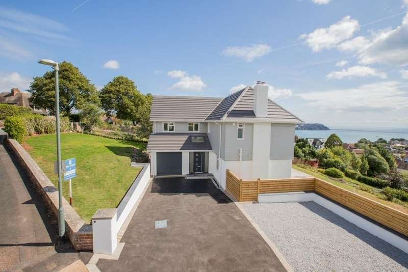 4 Bedrooms Detached House for sale in Barnfield Road, Torquay, TQ2
