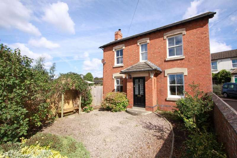 4 Bedrooms Detached House for sale in Queens Road, Stonehouse