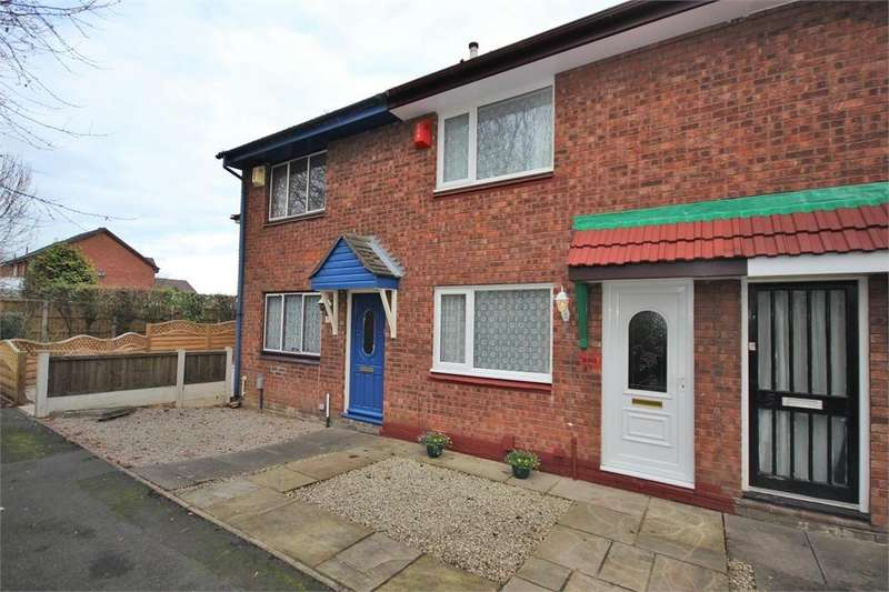 2 Bedrooms Town House for sale in Shevington Walk, WIDNES, Cheshire