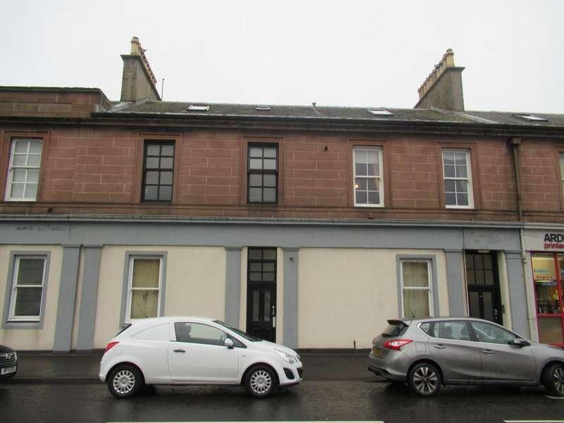 2 Bedrooms Maisonette Flat for sale in Princes Street , Ardrossan KA22