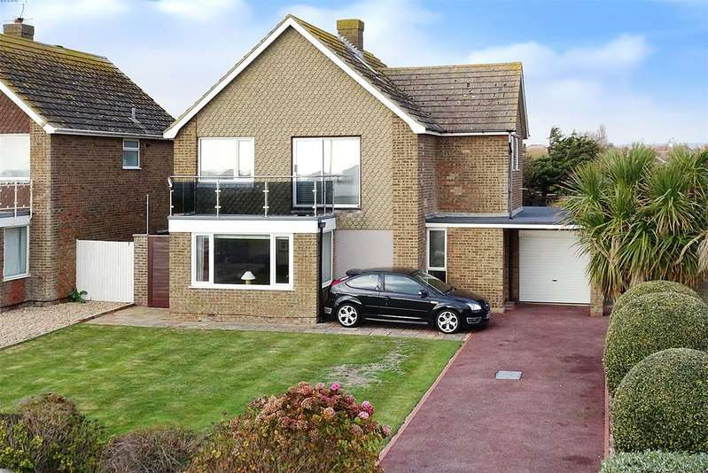 4 Bedrooms Detached House for sale in Goring-By-Sea, West Sussex