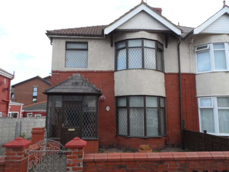 3 Bedrooms Semi Detached House for sale in Westfield Road, BLACKPOOL, FY1 6NU