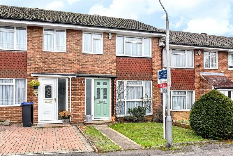 3 Bedrooms Terraced House for sale in Warren Field, Iver Heath, Buckinghamshire, SL0