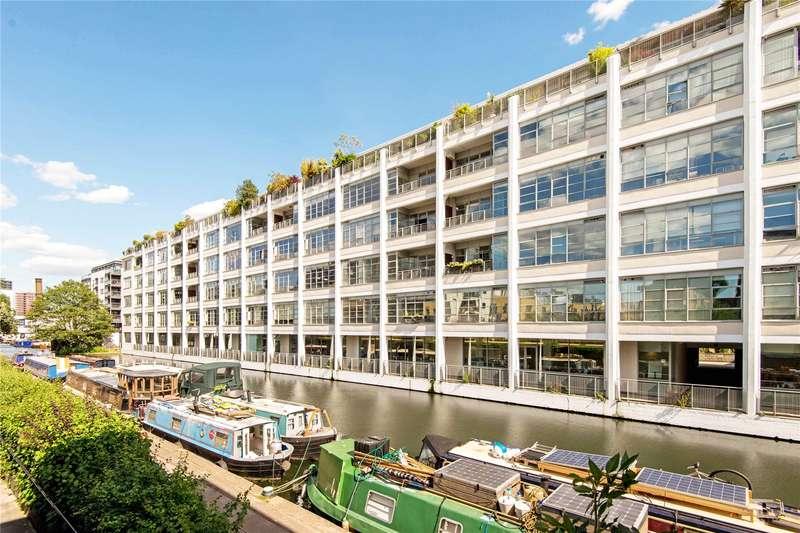 2 Bedrooms Apartment Flat for sale in Shepherdess Walk, London, N1