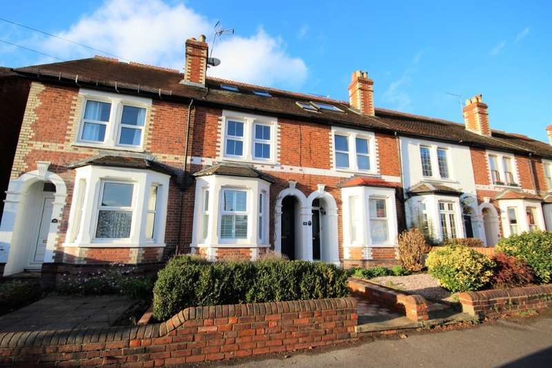 3 Bedrooms Terraced House for sale in Station Terrace, Twyford, RG10