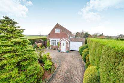 5 Bedrooms Detached House for sale in Freebrough Road, Moorsholm, Saltburn By The Sea, Cleveland
