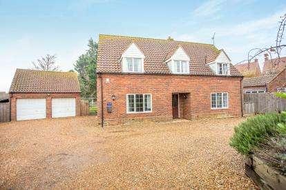 5 Bedrooms Detached House for sale in Old Hunstanton, Hunstanton, Norfolk