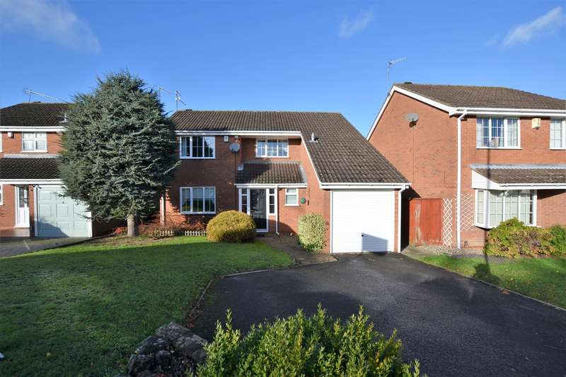 4 Bedrooms Detached House for sale in Kirkstone Way, Lakeside, Amblecote, DY5 3RZ