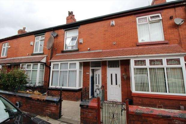 3 Bedrooms Terraced House for sale in Moorside Avenue, Smithills, Bolton, BL3