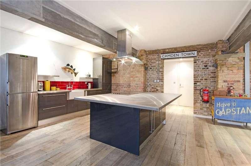 2 Bedrooms Flat for sale in Garrett Street, City, London, EC1Y