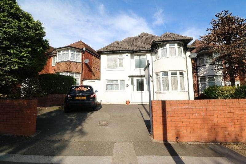 4 Bedrooms Detached House for sale in Island Road, Handsworth, West Midlands, B21