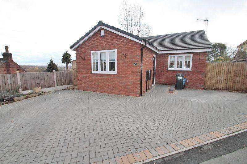 2 Bedrooms Detached Bungalow for sale in Coppice Lane, Quarry Bank DY5 1AT