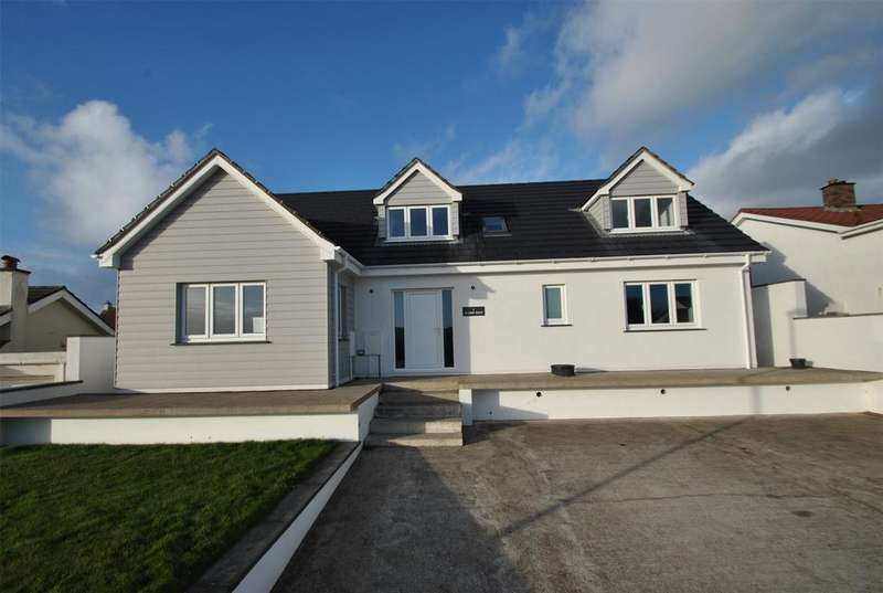 4 Bedrooms Detached Bungalow for sale in Manor Road, Bude