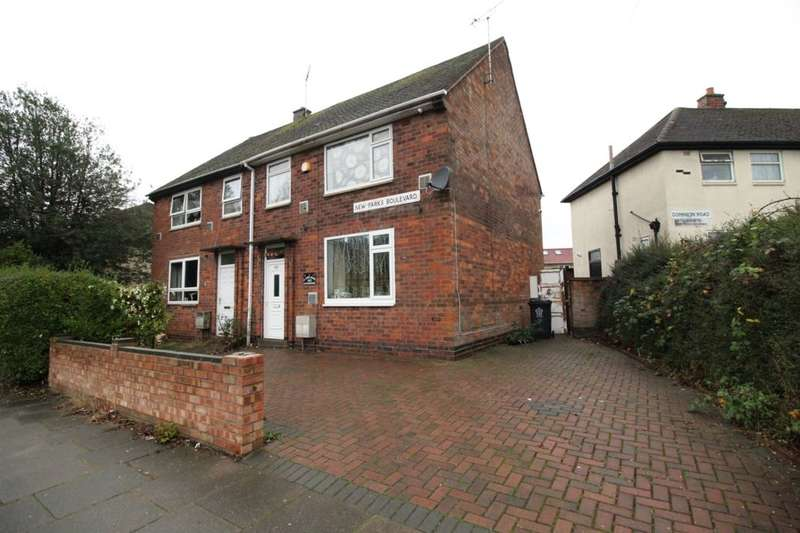 3 Bedrooms Property for sale in New Parks Boulevard, Leicester, LE3