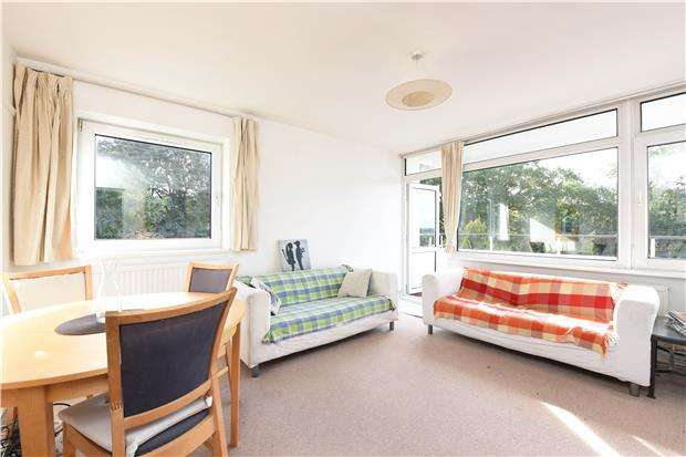 2 Bedrooms Flat for sale in Grayswood Point, Norley Vale, Putney, London, SW15