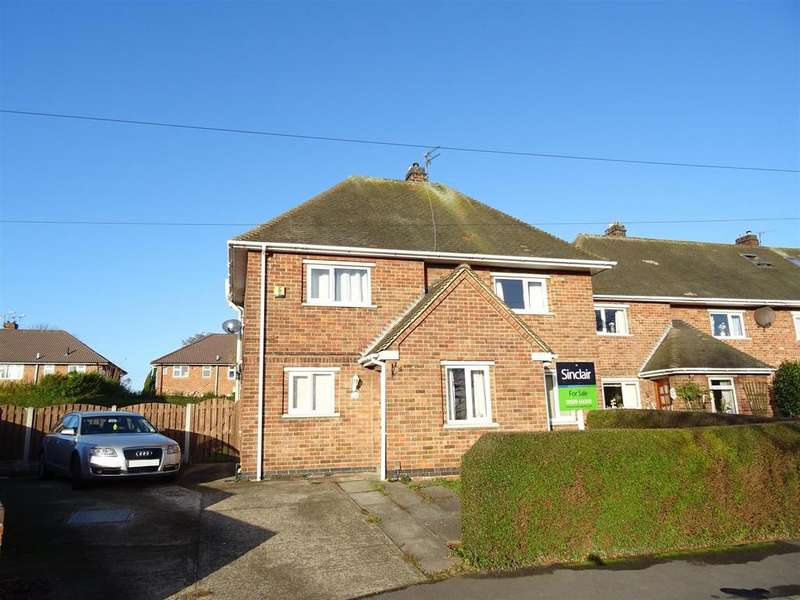 4 Bedrooms Semi Detached House for sale in The Meadows, Shepshed