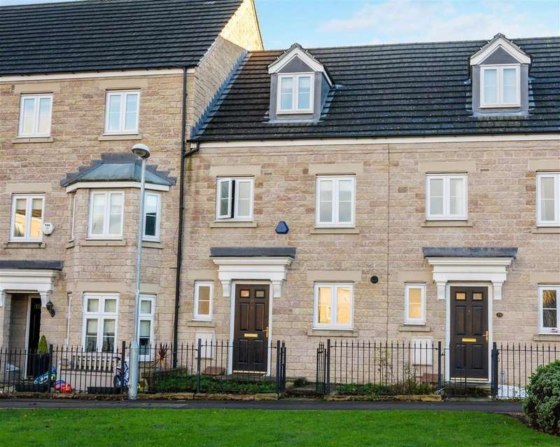 3 Bedrooms Town House for sale in Georgian Square, Rodley