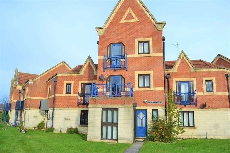 4 Bedrooms Town House for sale in Trinity Mews, Thornaby