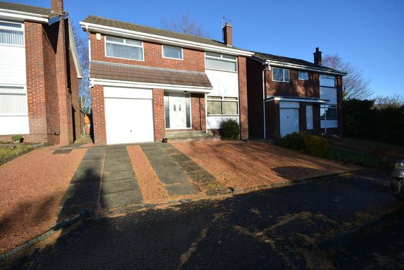 4 Bedrooms Detached Villa House for sale in Braehead Court, Kilmarnock, KA3