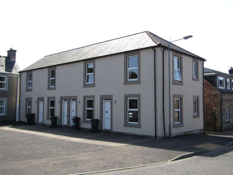 1 Bedroom Apartment Flat for sale in 5D Buccleuch Square, Langholm, Dumfries and Galloway
