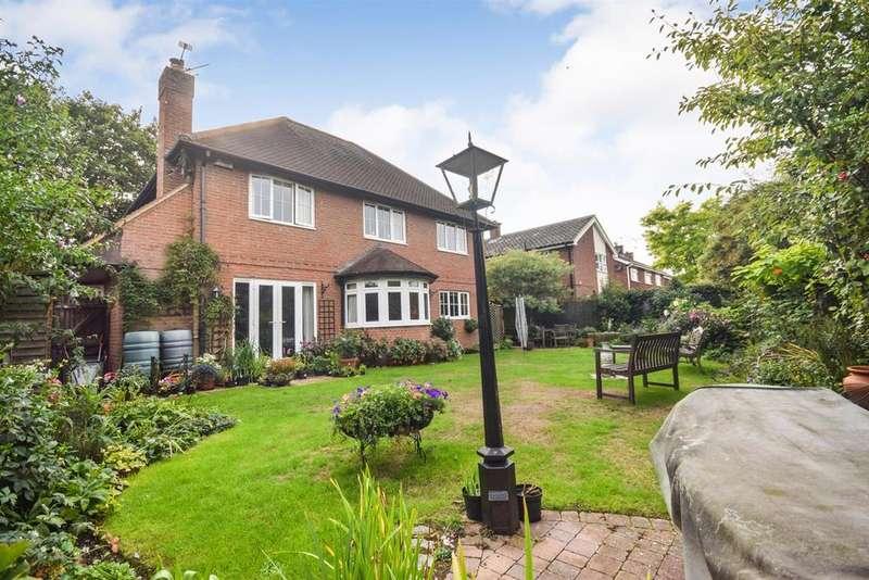 4 Bedrooms Detached House for sale in Paxwood, Wickham Bishops