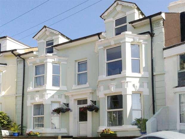 4 Bedrooms Semi Detached House for sale in Station Hill, Brixham, Devon