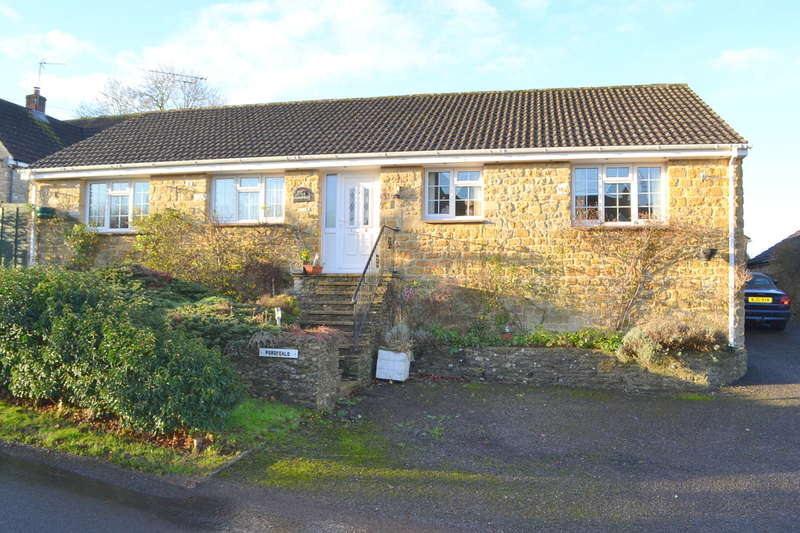 3 Bedrooms Detached Bungalow for sale in Holton, Somerset BA9