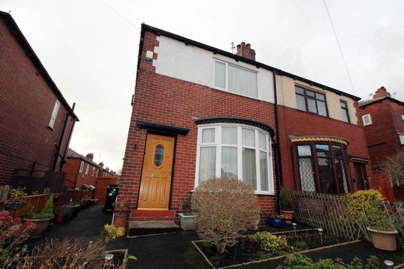 2 Bedrooms Semi Detached House for sale in Burnside Road, Bolton