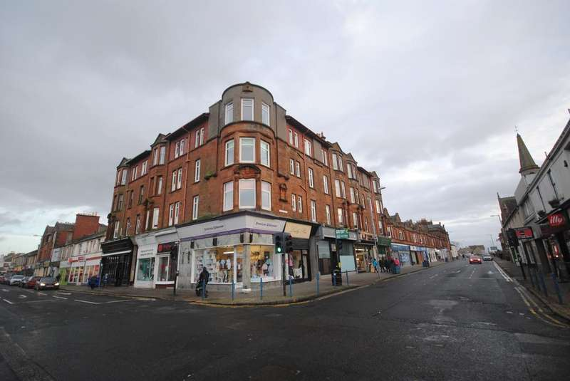 2 Bedrooms Flat for sale in Ayr Street, Troon KA10