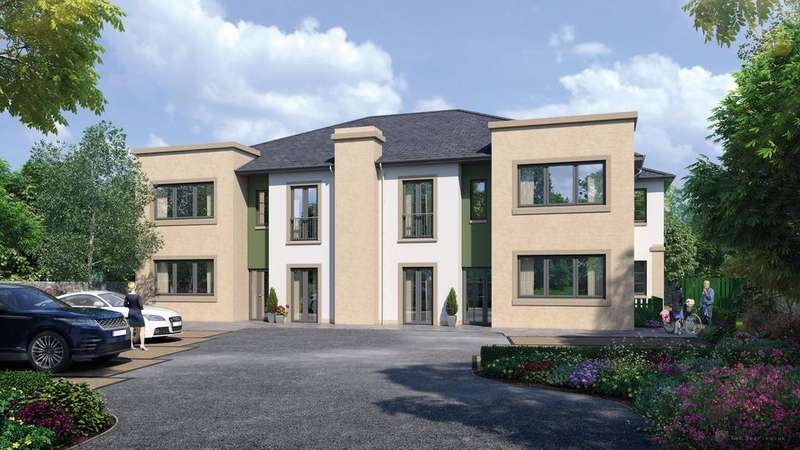 3 Bedrooms Apartment Flat for sale in Apartment Four Helensview Gardens, Bearsden, G61 3RN