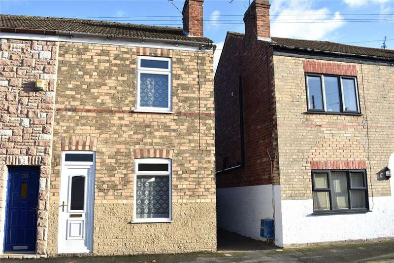 2 Bedrooms Terraced House for sale in Arkwright Street, Gainsborough, DN21