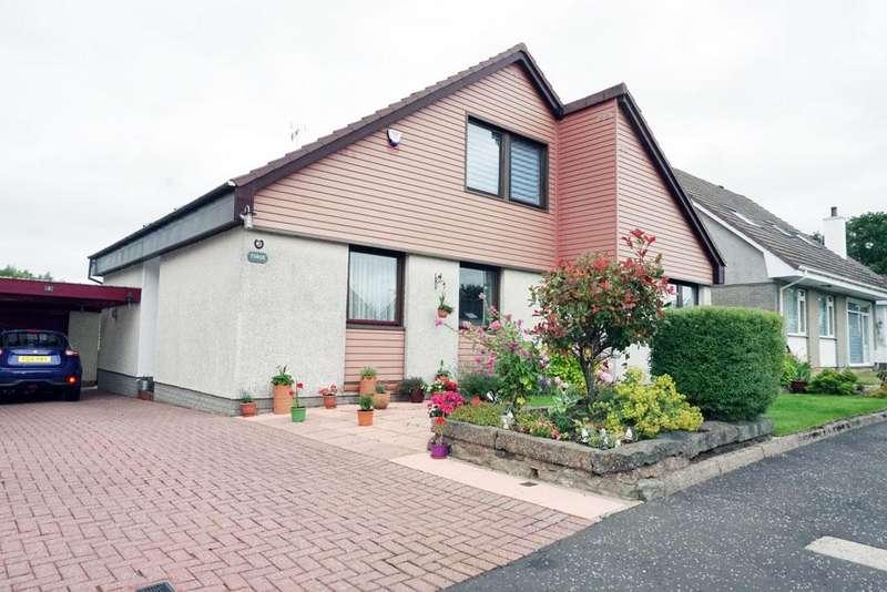 4 Bedrooms Detached House for sale in Garnock Park, Calderwood, East Kilbride G74