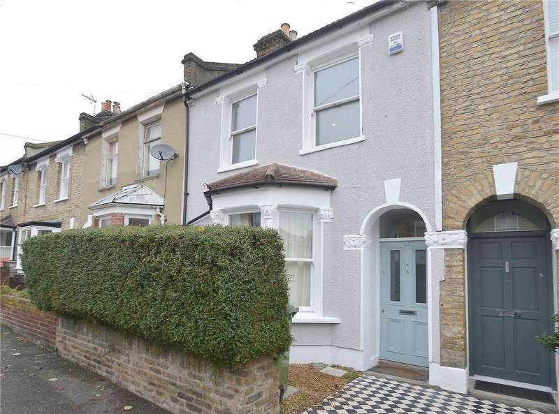 2 Bedrooms Terraced House for sale in Goodrich Road, East Dulwich, London, SE22