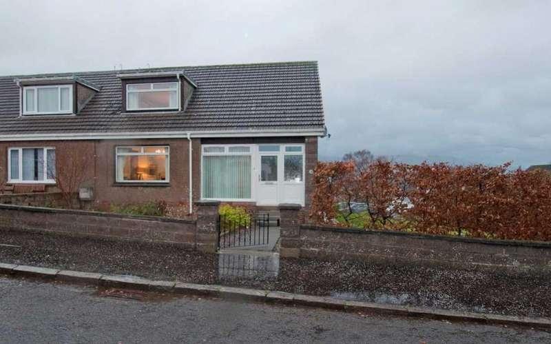 3 Bedrooms Semi Detached House for sale in 28 Greygoran, Sauchie, Clackmannanshire, FK10 3ET, UK