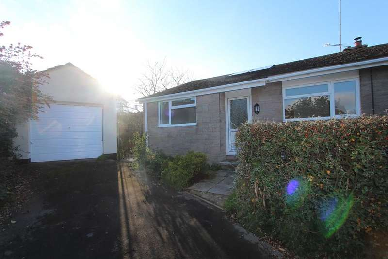2 Bedrooms Semi Detached Bungalow for sale in Stunning refurbished bungalow in Wrington