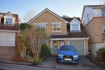4 Bedrooms House for sale in Copperbeech Drive, Farlington, Portsmouth, PO6 1AZ