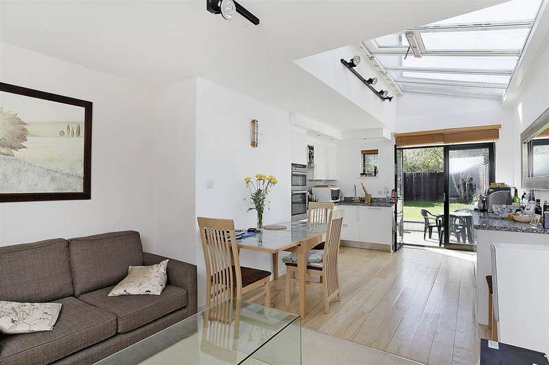 2 Bedrooms Apartment Flat for sale in Hartfield Crescent, Wimbledon