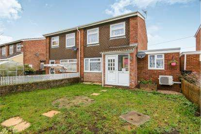 4 Bedrooms Semi Detached House for sale in Sycamore Drive, Patchway, Bristol