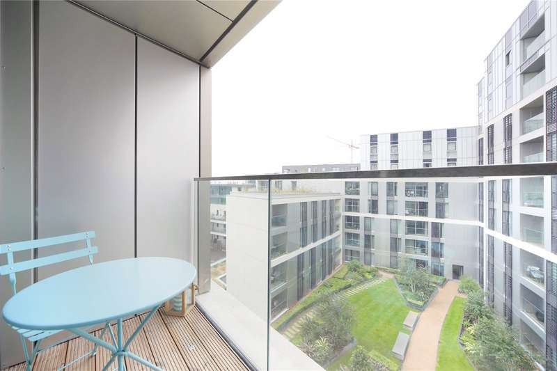1 Bedroom Apartment Flat for sale in Copperlight Apartments, 16 Buckhold Road, Wandsworth, London, SW18