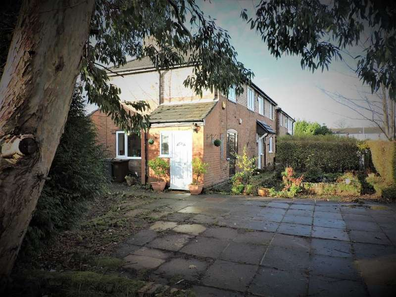 3 Bedrooms Semi Detached House for sale in Cranwell Drive, Manchester