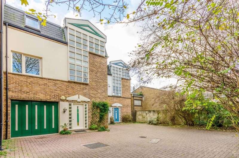 3 Bedrooms House for sale in Martineau Mews, Highbury, N5