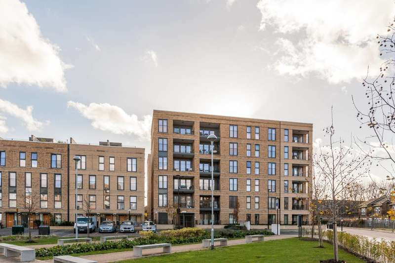 2 Bedrooms Flat for sale in Cowley Road, Oval, SW9